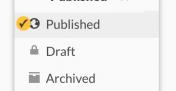 使用 register_post_status() 在 WordPress 创建自定义文章状态