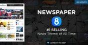 可能是最好的 WordPress 高级杂志主题—Newspaper 8
