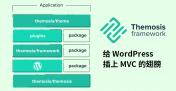 基于 Laravel 的 WordPress MVC 应用开发框架 —— Themosis Framework